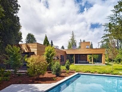A Sustainable Home in Silicon Valley | PROYECTO ESPACIOS | Scoop.it