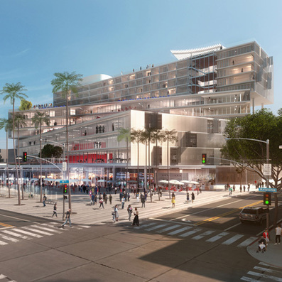 OMA selected for DOWNTOWN Santa Monica project | The Architecture of the City | Scoop.it