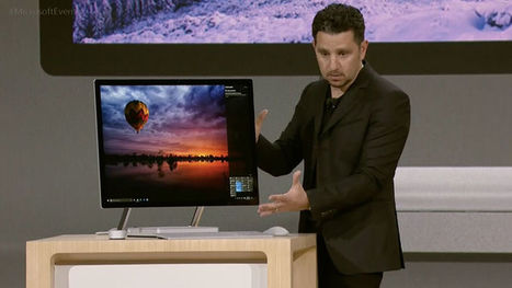 Only the Coolest Stuff From Microsoft's October Live Event | Windows 8 - CompuSpace | Scoop.it