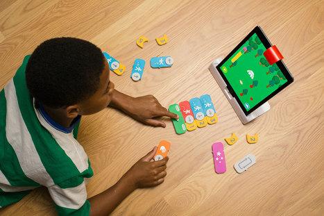 Nog meer speelgoed om kinderen te leren programmeren: Osmo | ICT in het onderwijs | Scoop.it