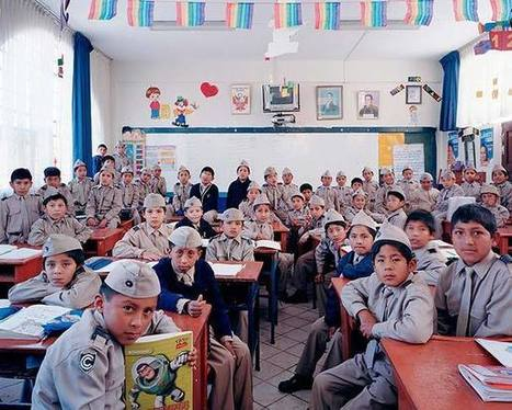 Photo Story of Classrooms Around The World | Rethinking Public Education | Scoop.it