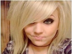 Groovy Blonde Emo In Sharingiscaring Scoop It Schematic Wiring Diagrams Amerangerunnerswayorg