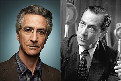 David Strathairn (Scottish, Hawaiian, Irish, Chinese, Portuguese, English) [American] | Mixed American Life | Scoop.it