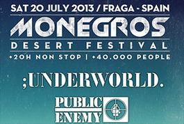 Final artists added to Monegros bill | DJing | Scoop.it