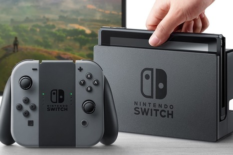 Nintendo Switch will get its own paid online service   Joomla Community News   Scoop.it
