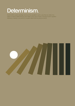 Minimalist posters explain complex philosophical concepts with basic shapes | Minimalistdesign | Scoop.it