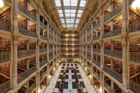The 20 most spellbinding university libraries in the world | 287mwm | Scoop.it