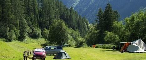 Découvrez le camping à la ferme pour des vacances originales à la campagne!- Idées vacances | Bienvenue à la ferme | Scoop.it