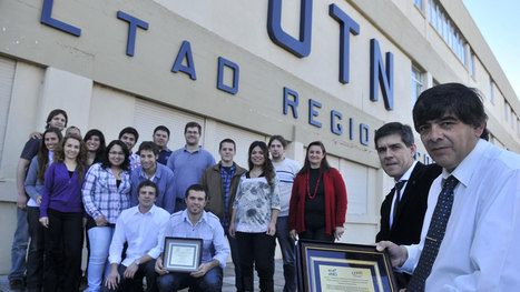 Premian a la UTN Córdoba por diseño de software vial | Universidades cordobesas | Scoop.it