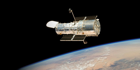 They almost broke the Hubble: how the telescope that we discovered dark energy with was rescued. | Good news from the Stars | Scoop.it