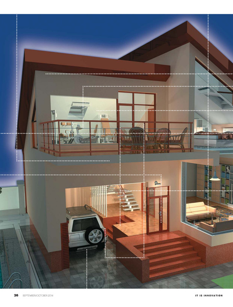i3 It is Innovation September/October 2014 Page 26 | The SmartHome | Scoop.it