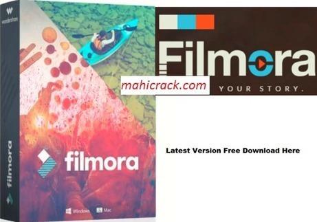 Wondershare filmora 9 app