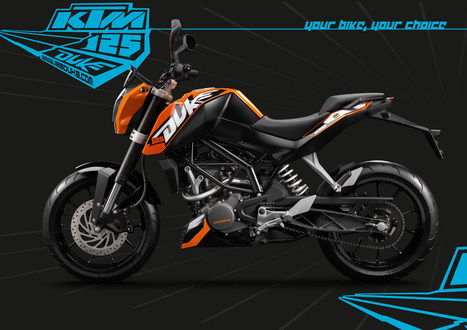 Ktm Duke 125 Hd Wallpapers Hd Wallpaper Shoot