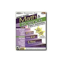 Amazon.com: StudyWorks Teaching Pro Middle School Math & Science: Software | E-Learning and Science Education | Scoop.it