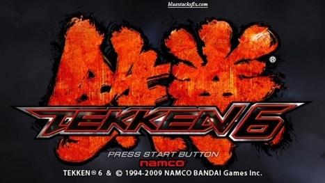 Tekken 6 psp torrent download iso gesoftzone.
