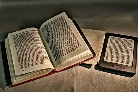 Los retos de la lectura en el nuevo contexto digital en Europa | Libro electrónico y edición digital | Scoop.it