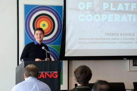 Coopérativisme de plateforme, une alternative à l'uberisation | Centre des Jeunes Dirigeants Belgique | Scoop.it