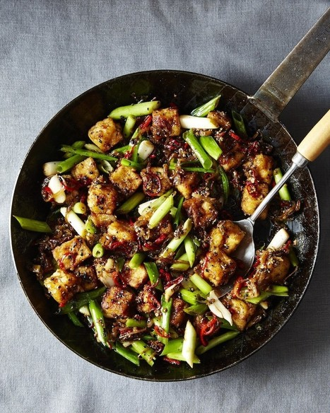 3 Meatless Mains That Are Pretty Genius   Health & Fitness   Scoop.it