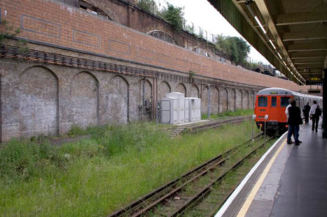 What Shall We Do With The Old Tube Station? | Modern Ruins | Scoop.it
