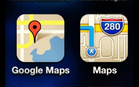 Google Maps Coming to the iPhone [REPORT] | Social Media What's New | Scoop.it