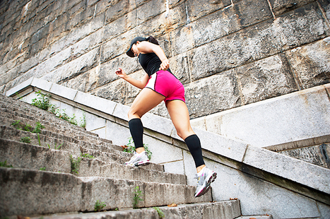Turn Your Staircase Into A Fat Burning Machine | Good News For A Change | Scoop.it