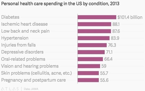 The US spends more on health care than any other country, but the government contributes almost nothing | Trends in Retail Health Clinics  and telemedicine | Scoop.it