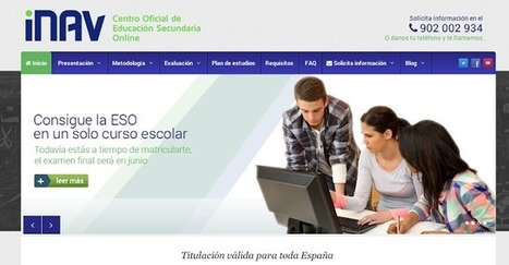 Aula de Apoio (ProfaPT): Centro Oficial de ESO online | TIC...TAC... ABALAR | Scoop.it