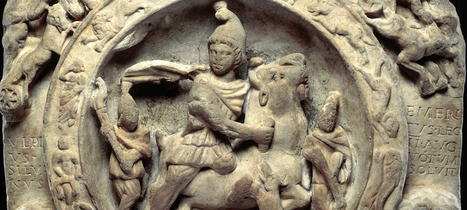 Oral history project celebrates Roman Temple of Mithras | Archaeology and the Bronze Age | Scoop.it
