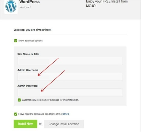 Cómo crear tu sitio web en Wordpress 5 minutos o menos | SEO & Social Media Marketing | Scoop.it