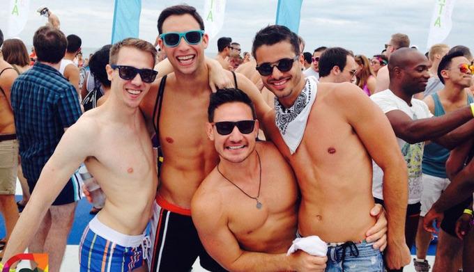 Italy Gay Summer Pride 2017
