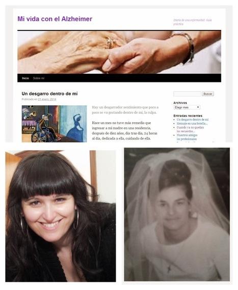 Geroblogs: Mi vida con el Alzheimer | Alzheimer, para no olvidar | Scoop.it