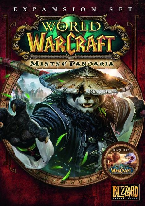 World of Warcraft: Mists of Pandaria (PC) | Buy PS4 Video Games United Kingdom | Scoop.it