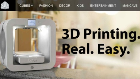 Cubify no more | Additive Manufacturing News | Scoop.it