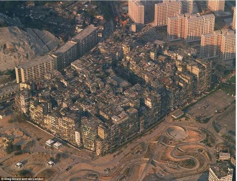 City of Darkness: The most densely populated place on Earth | Devolution | Scoop.it