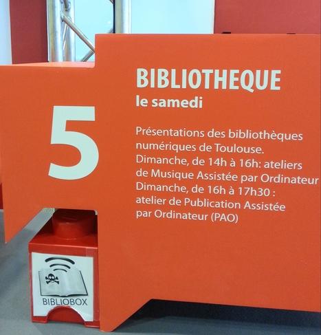 La Bibliothèque de Toulouse à la Novela 2012 | Bibliothèque de Toulouse | Scoop.it
