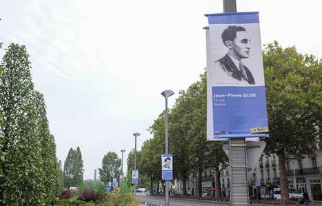 75e anniversaire de l'exécution des 48 otages fusillés par les Nazis le 22 octobre 1941 : une exposition de portraits sur le Cours des 50 Otages du 13 au 31 octobre 2016   Histoire 2 guerres   Scoop.it