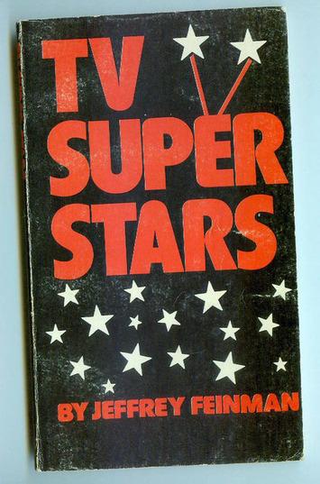 Vintage TV Super Stars 1977  Pop Star Biographies Retro Paperback | Kitsch | Scoop.it