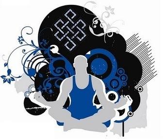 Modern Spirituality Part 1: Buddhist Meditation & Stress. | Self Care & Wellness | Scoop.it