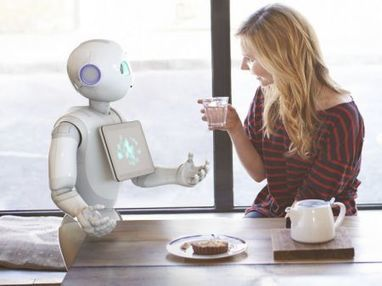 "Che cosa succederà nei negozi con l'arrivo dei ""robot-commessi"" 