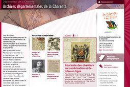 Mise en ligne payante de certaines archives du Département de la Charente | RoBot généalogie | Scoop.it