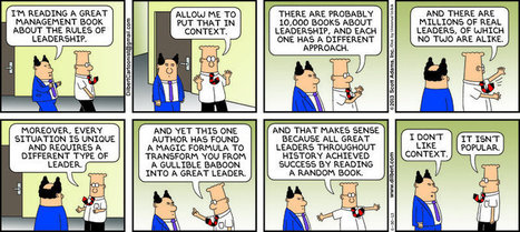 Dilbert Comic Strip 2013-06-30. Dilbert read Lee Thayer | Mindfulness & The Mindful Leader | Scoop.it