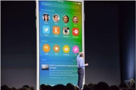 Tout ce que le nouvel iOS 9 va changer sur vos iPhone et iPad | Technologies & web - Trouvez votre formation sur www.nextformation.com | Scoop.it