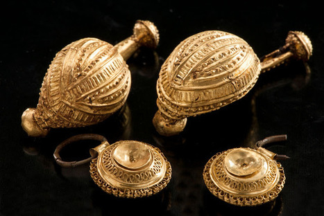 Treasures from 2,600 year old grave of Celtic princess in Germany reveal their secrets | Archaeology & Archaeological News | Scoop.it