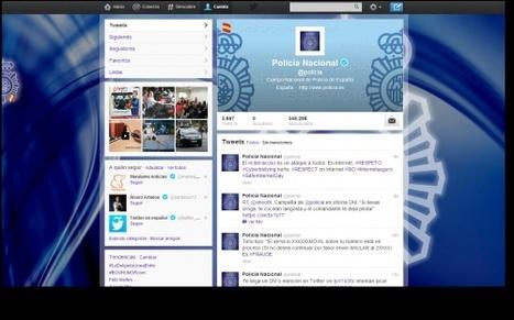 Las instrucciones de la Policía para detectar casos de ciberacoso en Twitter y en Facebook | tec2eso23 | Scoop.it