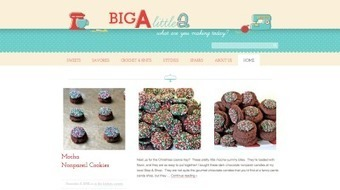 Responsive Themes: Gridspace and Just Desserts | Speech-Language Pathology | Scoop.it
