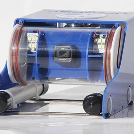 OpenROV submarine crowdsources testing through Kickstarter (Wired UK) | Robotique de service | Scoop.it
