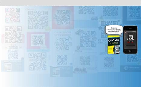 GREAT QR CODE COMPANY-QR Code Printing & QR Code Services and QR Code Branding here at The QR Code Company. | QR CODE Advertising | Scoop.it