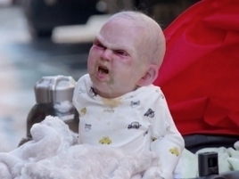 Latest Horror-Movie Ad Prank, With a Screaming Devil Baby, Is Completely Messed Up   Xposed   Scoop.it