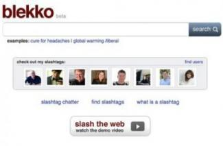 Indie Search Engine Blekko Posting Nice Growth | Brand & Content Curation | Scoop.it