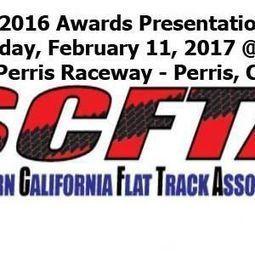 Southern California Flat Track Associations Facebook-Pinnwand: SCFTA 2016 Awards Presentation | California Flat Track Association (CFTA) | Scoop.it